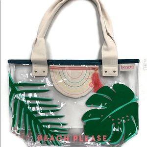 Benefit Beach Please Tropical Handbag Tote